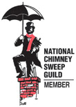 National Chimney Sweet Guild Member